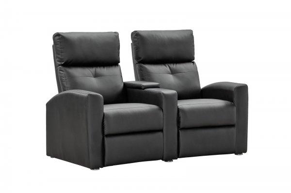 heimkino jasper home cinema 2 sitzer sofa mit tisch. Black Bedroom Furniture Sets. Home Design Ideas