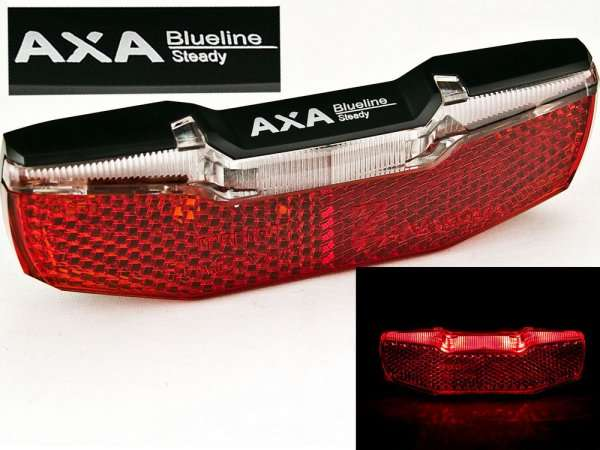 axa blueline steady rear led fahrrad r cklicht f r. Black Bedroom Furniture Sets. Home Design Ideas
