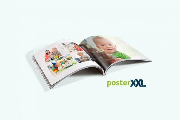 posterxxl fotobuch 32 seiten softcover 20cm x 20 cm. Black Bedroom Furniture Sets. Home Design Ideas