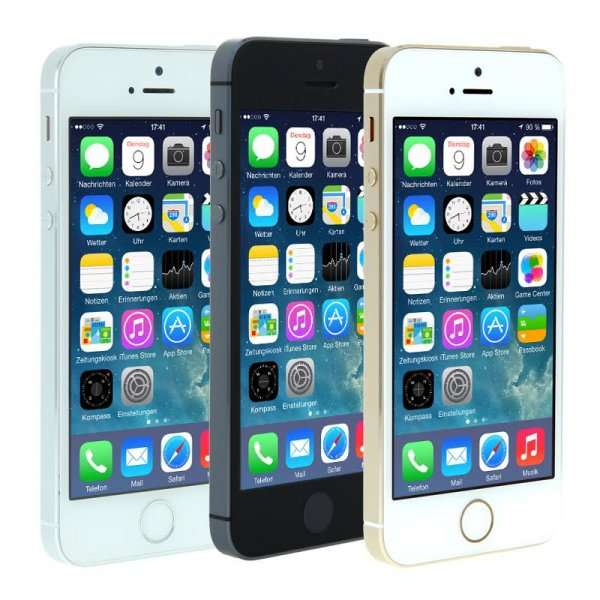 ebay refurbished iphone ebay asgoodasnew iphone 5s 16gb refurbished spacegrau 10535