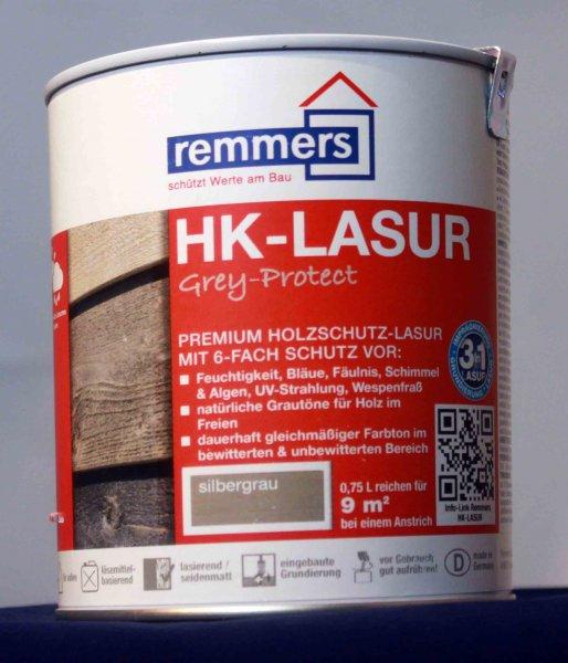 remmers holzschutz hk lasur grey protect 5 liter. Black Bedroom Furniture Sets. Home Design Ideas