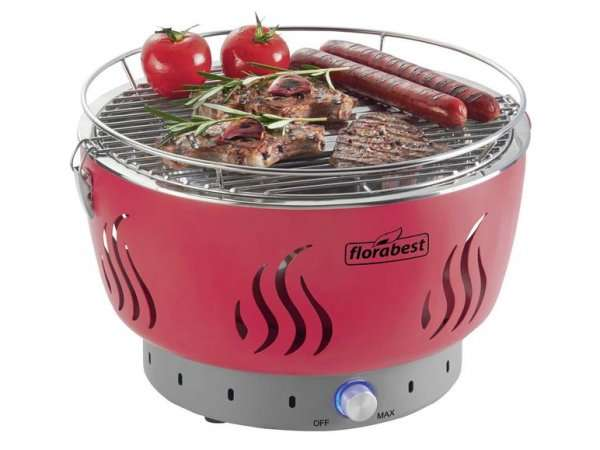 [LIDL Onlineshop] Holzkohlegrill ähnlich Lotus Grill - ab