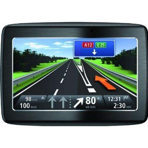 tomtom navi via 125 europa traffic ovp inkl iq r. Black Bedroom Furniture Sets. Home Design Ideas