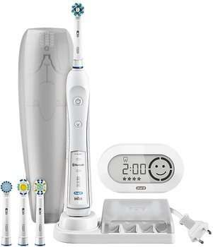 m ller oral b smartseries pro 6000 offline in filiale f r 30 euro. Black Bedroom Furniture Sets. Home Design Ideas