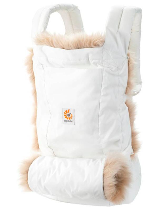 ergobaby carrier winter edition f r 75 89 inkl vsk bei nakiki statt ca 120. Black Bedroom Furniture Sets. Home Design Ideas