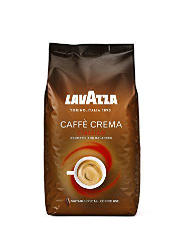 lavazza caff crema 1 kg ganze bohnen f r 8 95 inkl versand. Black Bedroom Furniture Sets. Home Design Ideas