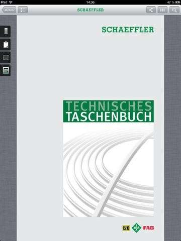 Schaeffler technisches taschenbuch