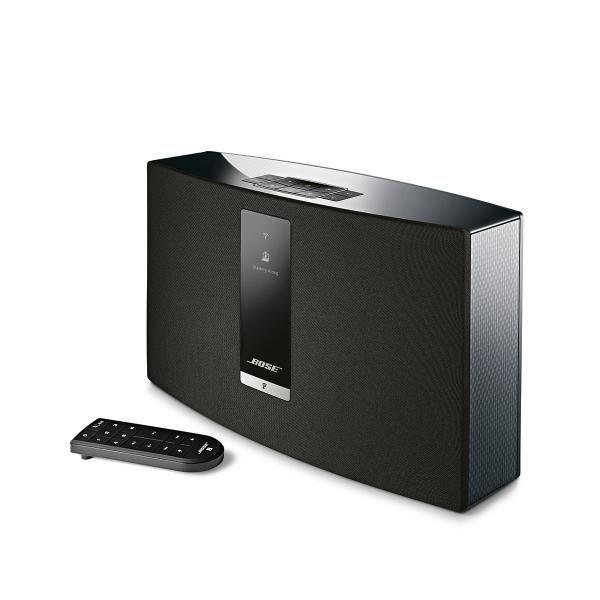 cyperport bose soundtouch 20 iii schwarz netzwerk lautsprecher. Black Bedroom Furniture Sets. Home Design Ideas