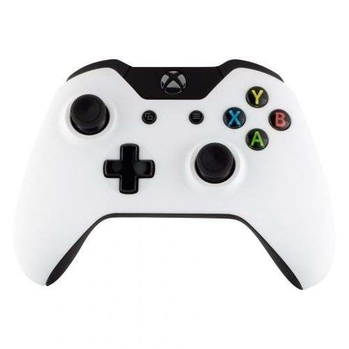 ebay microsoft xbox one controller wireless snowstorm. Black Bedroom Furniture Sets. Home Design Ideas