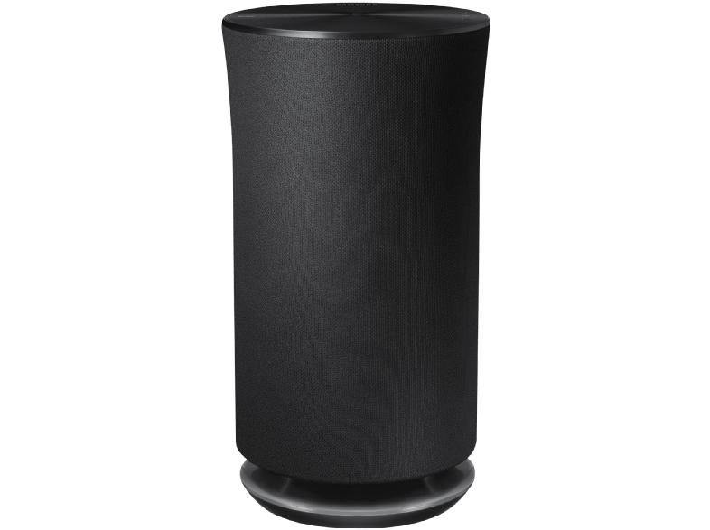 samsung wireless audio 360 r5 streaming lautsprecher schwarz wam5500 en f r 104 98. Black Bedroom Furniture Sets. Home Design Ideas