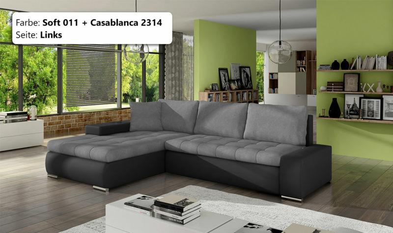 eckcouch ecksofa sorrento mini. Black Bedroom Furniture Sets. Home Design Ideas