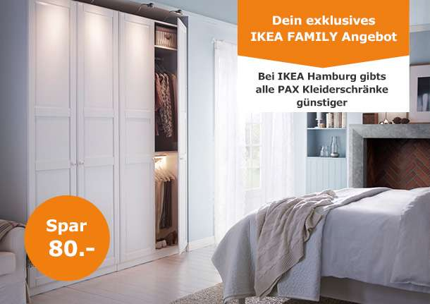 ikea family lokal hamburg pax 236 cm h he pro meter bis zu 40 sparen. Black Bedroom Furniture Sets. Home Design Ideas
