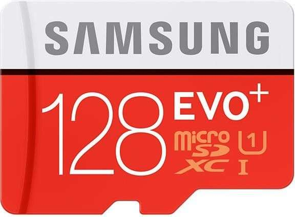 samsung evo microsd mit 32gb f r 9 mit 128gb f r 29. Black Bedroom Furniture Sets. Home Design Ideas