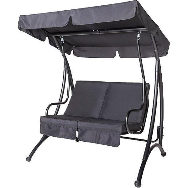 summer casual hollywoodschaukel 2 sitzer f r. Black Bedroom Furniture Sets. Home Design Ideas