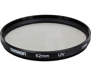 tamron 62 uv uv filter 62 mm media markt online. Black Bedroom Furniture Sets. Home Design Ideas