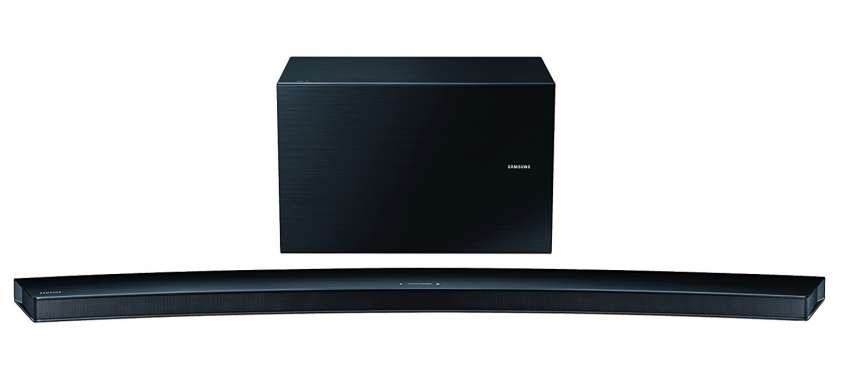 samsung hw j8500r schwarz soundbar tv soundsystem f r 429. Black Bedroom Furniture Sets. Home Design Ideas