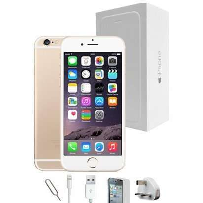 apple iphone 6s 16gb refurbished grade a in gold andere farben ggf teurer f r 360. Black Bedroom Furniture Sets. Home Design Ideas