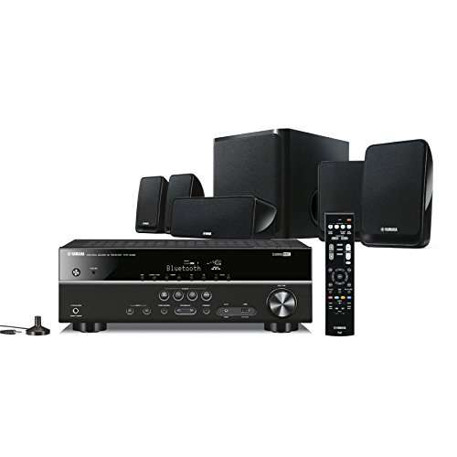 yamaha yht 2930 5 1 home cinema set schwarz av receiver. Black Bedroom Furniture Sets. Home Design Ideas