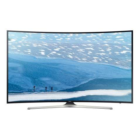 samsung ue65ku6170 65 zoll 16 9 uhd hdr curved fernseher 50hz vsk frei. Black Bedroom Furniture Sets. Home Design Ideas