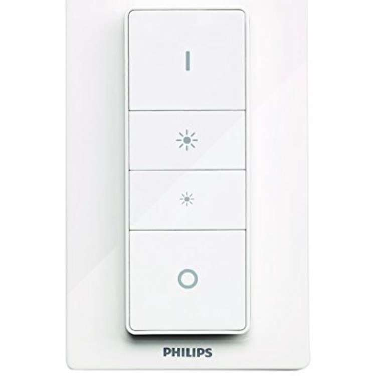 amazon philips hue dimming schalter f r 22 64 euro. Black Bedroom Furniture Sets. Home Design Ideas