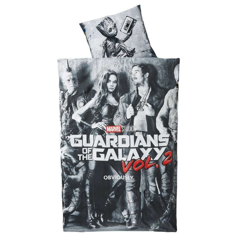 d nisches bettenlager ab bettw sche guardians of the galaxy vol 2 135 200cm 100. Black Bedroom Furniture Sets. Home Design Ideas