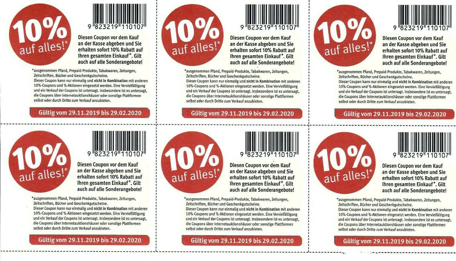 rossmann 10 coupon