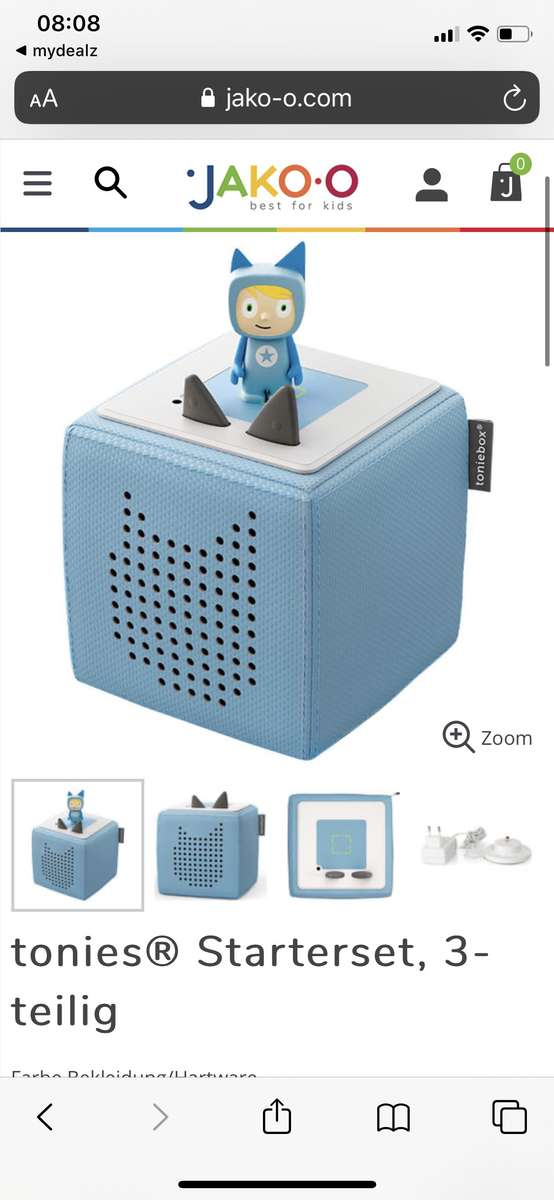 Babyone toniebox