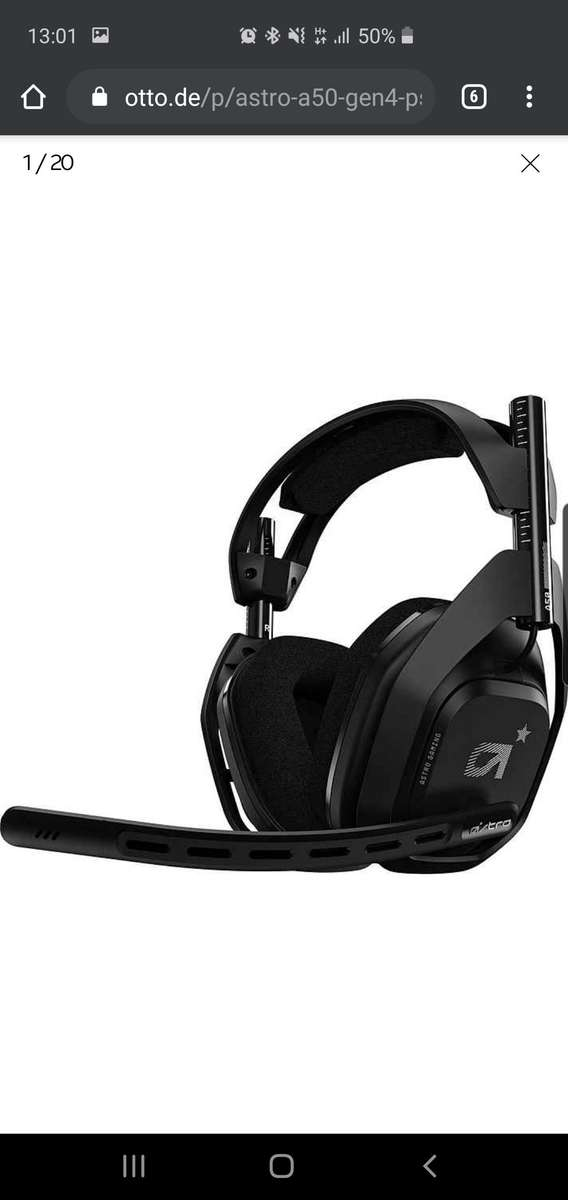 Black Friday OTTO Sale - Astro A50 Gen  4 Gaming Headset