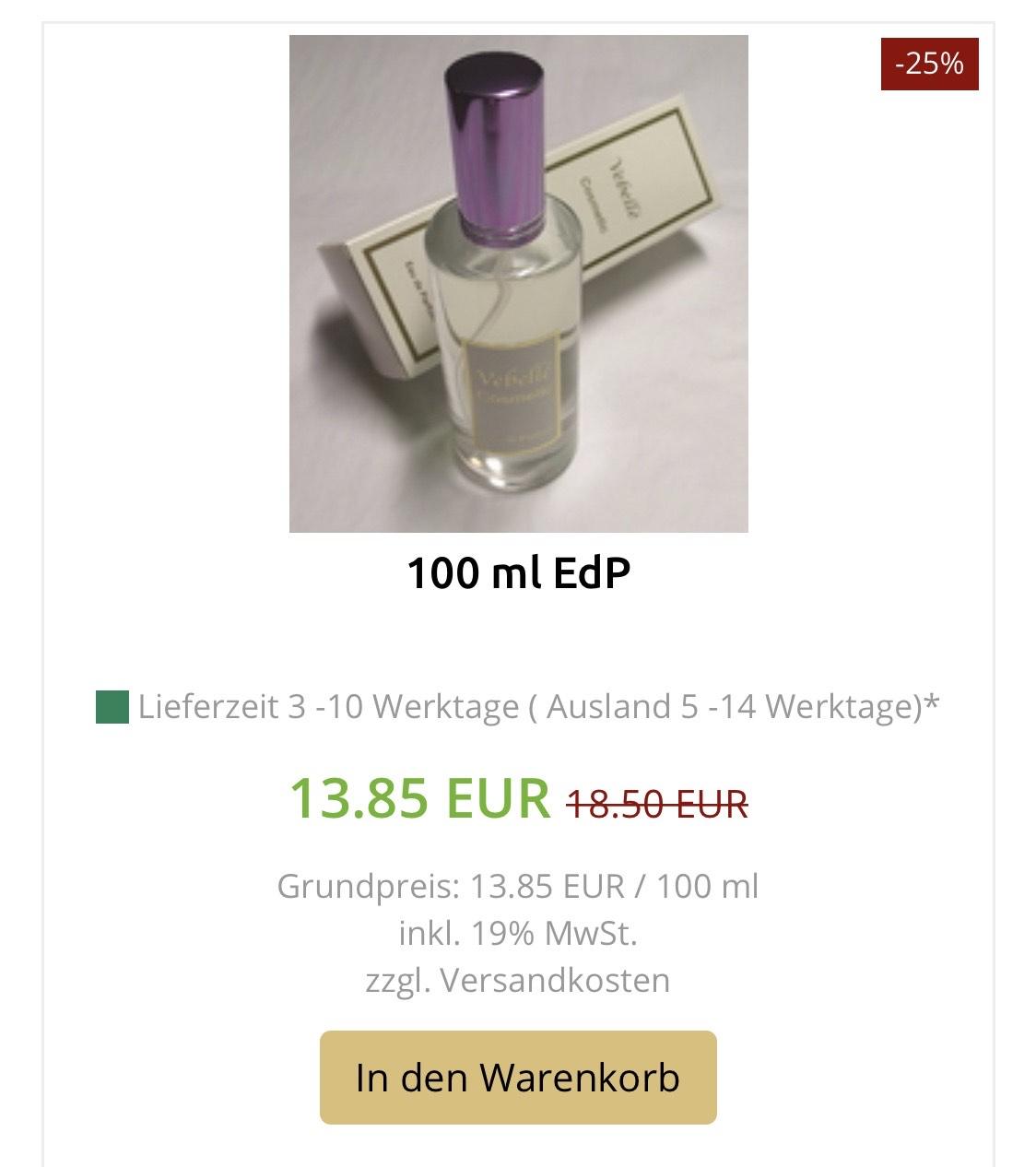 Creed Aventus Eau de Parfum ' Original in 40721 Hilden für