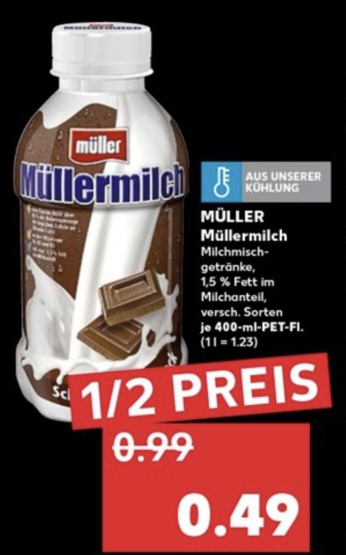 Müllermilch werksverkauf