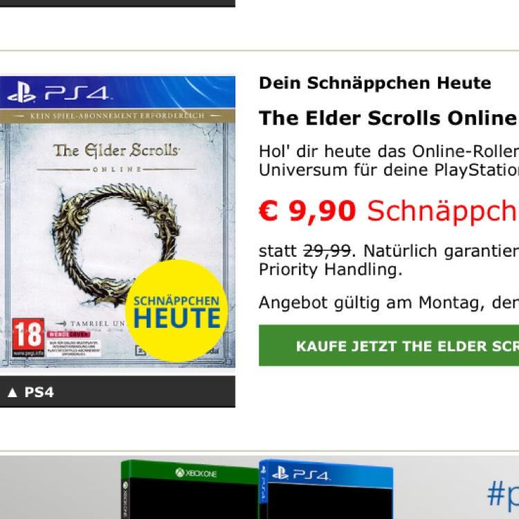 The Edler Scrolls Online