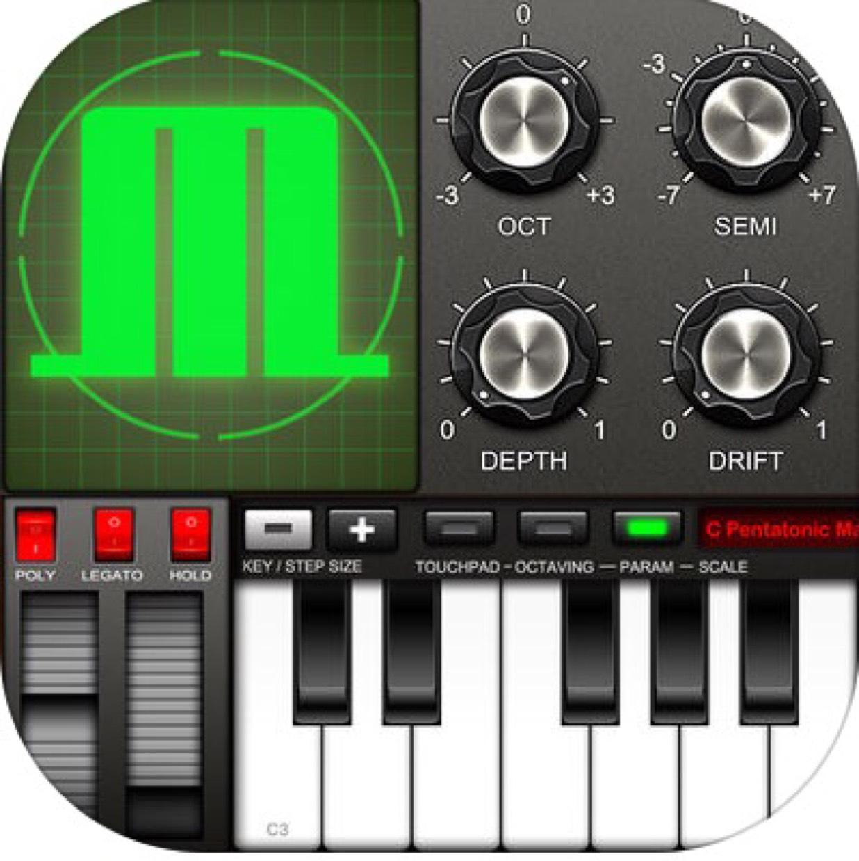 [iOS] - Magellan Synthesizer 80% reduziert