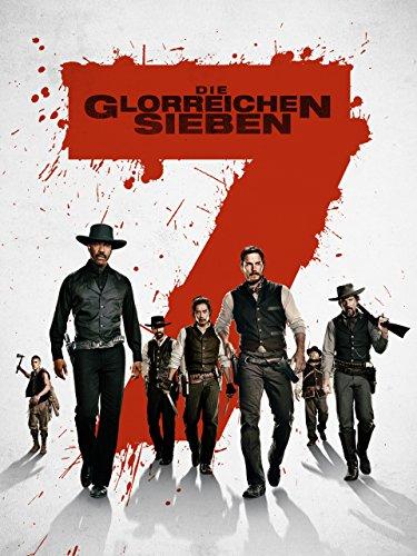 [Amazon Video/iTunes] Die glorreichen Sieben (2016/dt./OV) in HD zum Leihen für 98 Cent