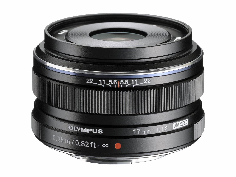 [amazon.it] Olympus M.Zuiko Digital-Objektiv 17mm 1: 1.8 für Micro Four Thirds + eventuell 75 Euro Cashback [nicht im Dealpreis berücksichtigt, Kreditkarte notwendig]