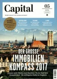 Capital im Miniabo (4 Ausgaben) für 20,80€ mit 20€ Amazon-Gutschein/ Verrechnungsscheck