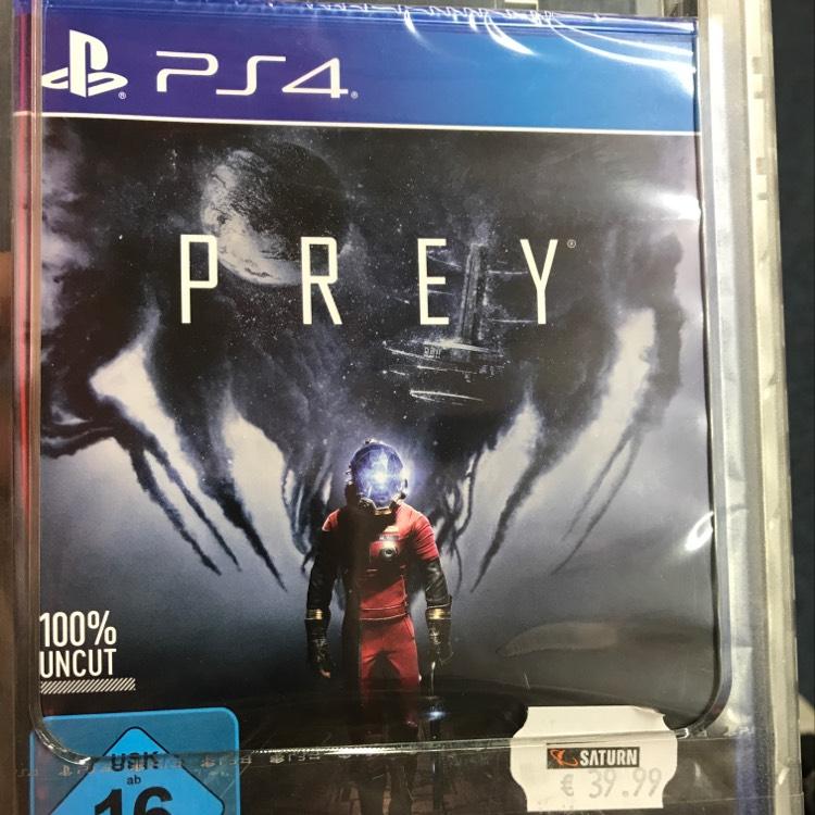 Prey PS4/One für 39,99€