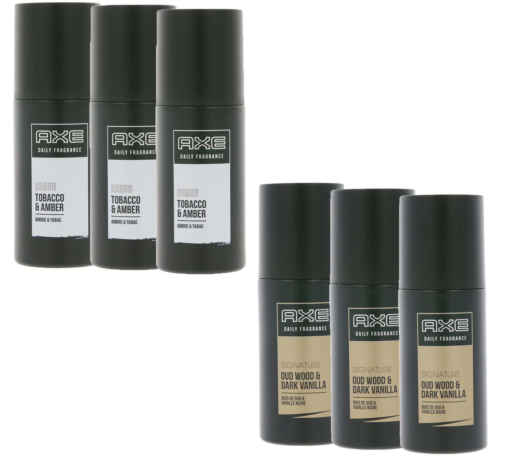 3er-Pack Axe Daily Fragrance Precision Herrenduft für 9,99€ [Outlet46]