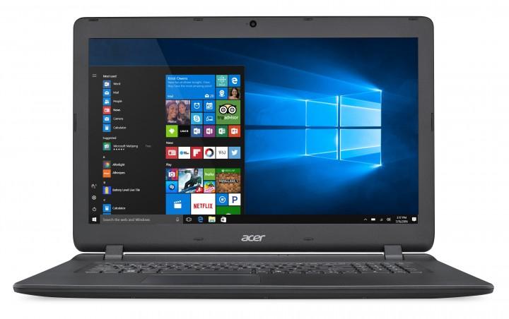 "Acer Aspire ES1-732-P48Y - 17,3"" 1600x900 Notebook mit Pentium N4200, 8 GB RAM, 256 GB SSD"