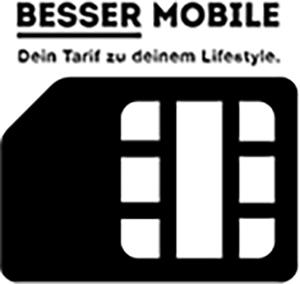 Besser-mobile o2-Netz (z.B. 3GB LTE + Auslandspaket, Festnetznummer etc. für 19,99 €) + 15 € Amazon Gutschein jeden Monat abrufbar + nur 6 Monate Laufzeit