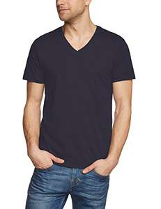[AMAZON] ESPRIT Herren T-Shirt BASIC - Slim Fit, V-Neck - 5,49 Euro
