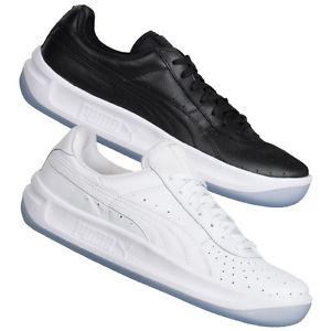 PUMA GV Special Select Premium LEDER Sneaker (weiß und schwarz)  für 39,99 Euro [Ebay]