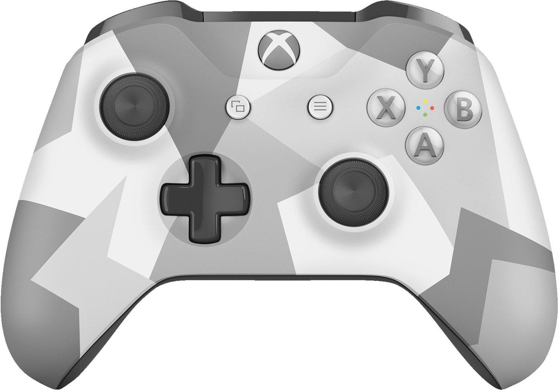 Xbox Wireless SE Controller & Winter Forces & Ocean Shadow für je 44,99€ [Saturn + Amazon]