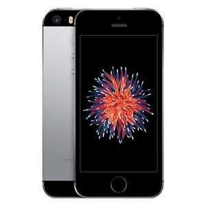 "[eBay] Apple iPhone SE 128GB EU (4"" Retina Display, iOS 10.3.1, A9 CPU, 12MP Kamera, Touch ID) in spacegrau, silber oder gold"