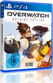 [Lokal Saturn Berlin] Overwatch PC PS4 XBox für 15 Euro