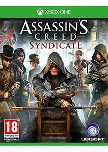 Assassin's Creed: Syndicate (Xbox One) für 11,99€ (Base.com)