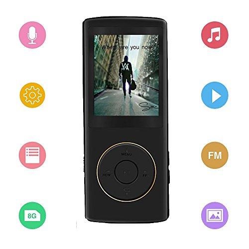 BiliTek 8GB MP3 Player Tragbar  statt 30,99€ nur 16,99€