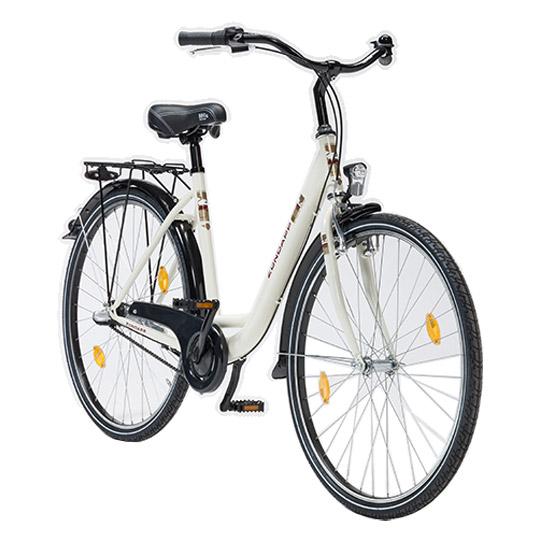 ZÜNDAPP Citybike 26er oder 28er für 185€ + 19,95 € Versand @real Tagesdeal