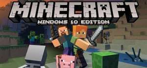 Minecraft Windows 10 Edition (PC) für 1,93€ (HRK)