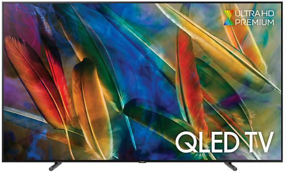 Samsung QE65Q9F QLED 65 Zoll FLAT HDR UHD Fernseher VESA 120 Hz + Galaxy S7 edge (Aktion) - VSK frei für 4499€ statt 4999€ bzw. ~5500€