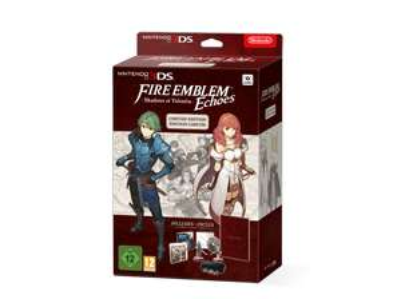 Saturn.de Fire Emblem Shadows of Valentia Limited Edition Nintendo 3DS für 79,99 EUR